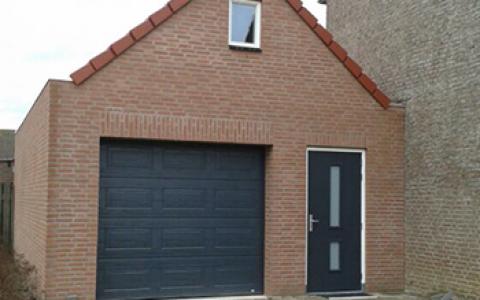 Realisatie garage